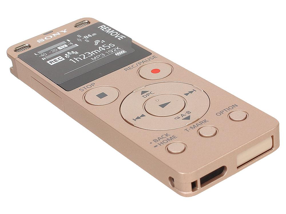 Диктофон Sony ICD-UX560 Gold sony icd ux560 black