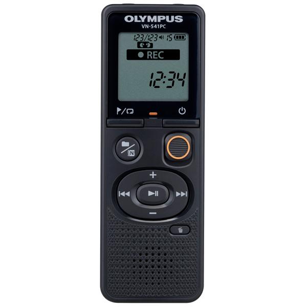 Диктофон Olympus VN-541PC Цифровой диктофон с наушниками E39, 4Гб, USB цифровой диктофон digital boy 8gb usb ur08