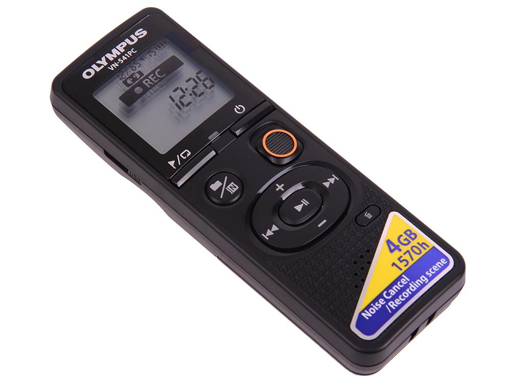 цена на Диктофон Olympus VN-541PC Цифровой диктофон с наушниками E39, 4Гб, USB