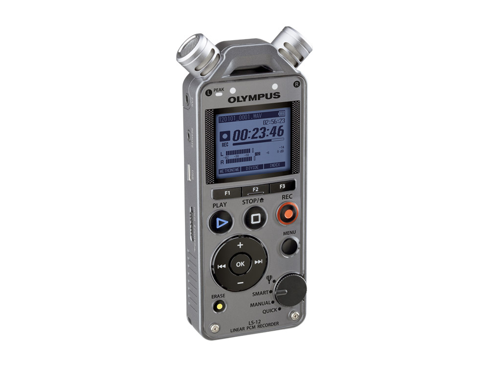 Диктофон Olympus LS-12 Purple Metalic Цифровой диктофон, 2Гб, USB, MP3, PCM, WMA, SD/SDHC, 96Khz, 20-44000Гц цифровой диктофон digital boy 8gb usb ur08