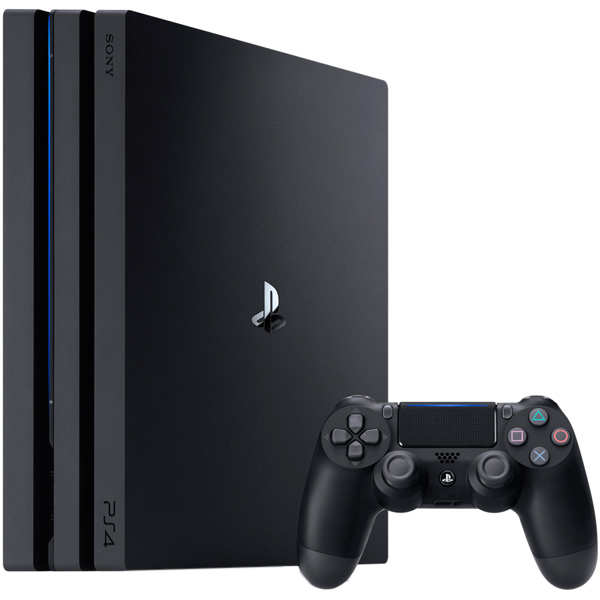 Игровая консоль SONY PlayStation 4 PRO 1Tb (CUH-7008B) игровая приставка sony playstation 4 slim 1tb fifa 18 dualshock 4
