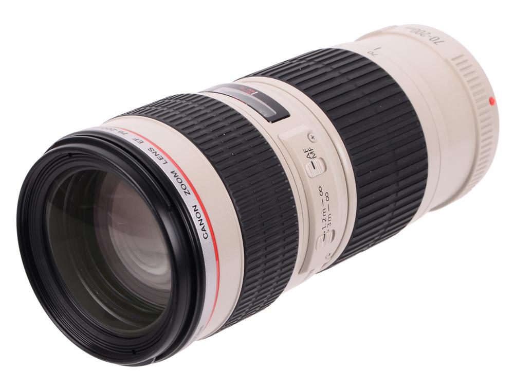 Объектив Canon EF 70-200mm  F4 L USM