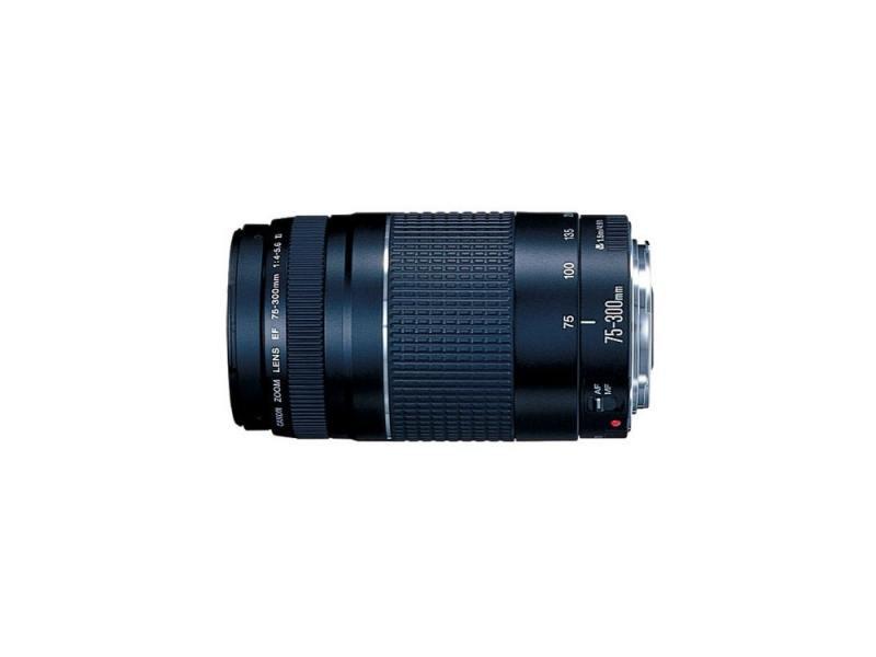 Объектив Canon EF 75-300mm f/4-5.6 III 6473A015 объектив премиум canon ef17 40 f 4 0l usm