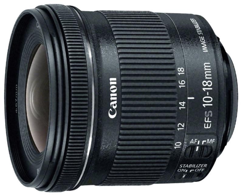 Объектив Canon EF-S 10-18мм F/4.5-5.6 9519B005