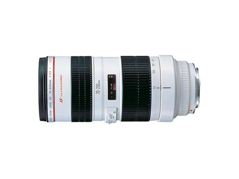 Объектив Canon EF 70-200mm F2.8 L USM 2569A018 объектив canon ef 24mm f 2 8 is usm черный