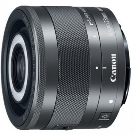Объектив Canon EF-M STM 28мм f/3.5 Macro черный 1362C005 philips hr 1636 80 promix viva collection