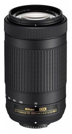 Фото - Объектив Nikon AF-P ED 70-300мм f/4.5-6.3 JAA828DA sy16 black professional waterproof outdoor bag backpack dslr slr camera bag case for nikon canon sony pentax fuji