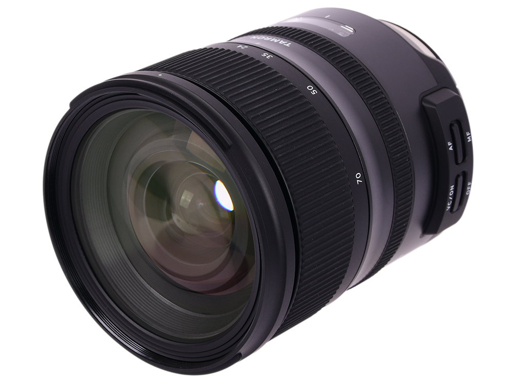 Объектив Tamron SP 24-70mm F/2.8 Di VC USD G2 для Canon A032E объектив tamron 18 200мм f 3 5 6 3 di iii vc sony nex b011 silver