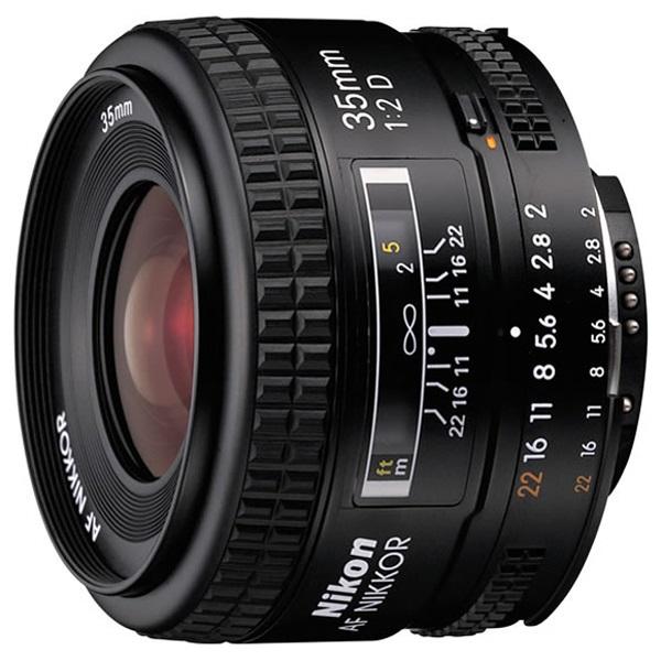 Объектив Nikon AF 35mm f/2D Nikkor