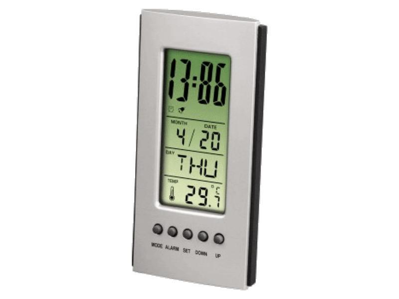 Термометр Hama H-75298 серебристый подставка hama h 48402 серебристый для 20 дисков [00048402]