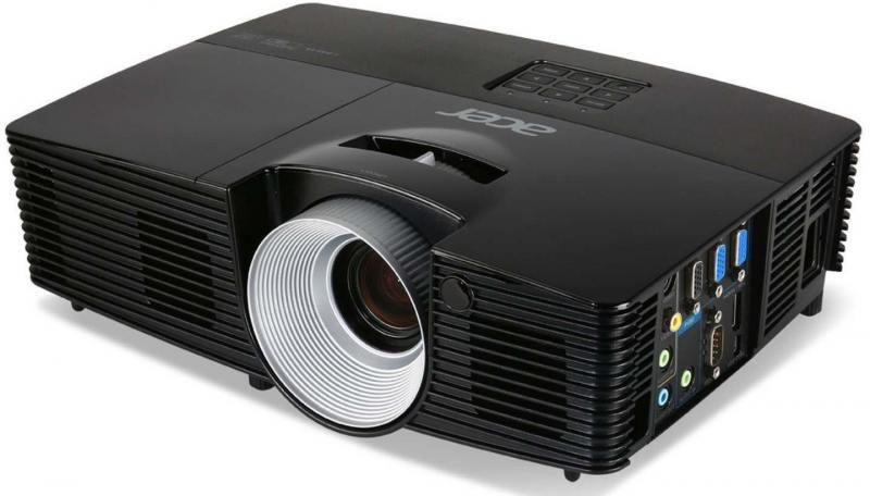 Мультимедийный проектор Acer P1287 DLP 4200Lm 17000:1 (3000час) 1xUSB typeB 1xHDMI 2кг MR.JL411.001