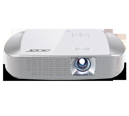 Проектор Acer K137i DLP 1280x800 700Lm 10000:1 HDMI USB MR.JKX11.001 проектор hitachi hcp 380wx hdmi rj45 usb