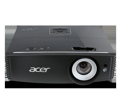 Проектор Acer P6200S DLP 1024x768 5000 lm, 4000 lm(Экономичный режим) 20000:1 черный проектор acer x1226h dlp 1024x768 4000 люмен 20000 1 черный mr jpa11 001