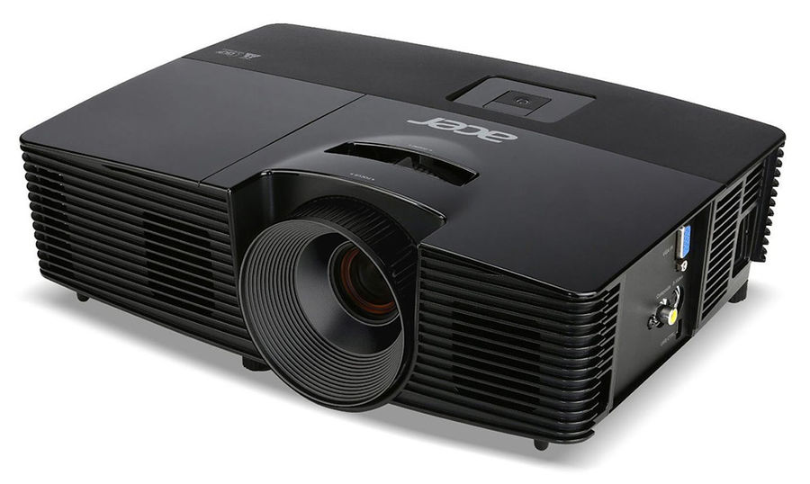 Мультимедийный проектор Acer X115 DLP 3300Lm (800x600) 20000:1 ресурс лампы:5000часов 2.5кг MR.JNP11.001