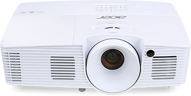 Мультимедийный проектор Acer X127H DPL белый, 3600Lm, (1024x768) 20000:1 MR.JP311.001