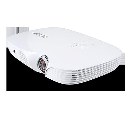 Фото - Проектор Acer K650I 1920х1080 1400 люмен 100000:1 белый проектор