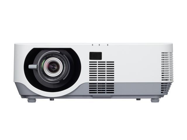 Проектор NEC P502H 1920х1080 5000 ANSI лм 6000:1 белый nec p401w