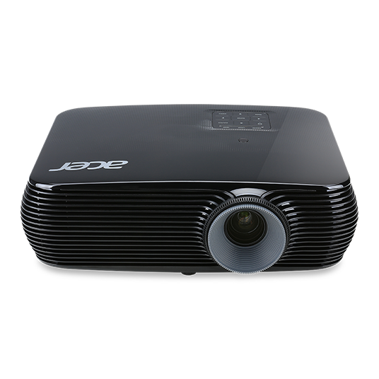 Проектор Acer X1226H DLP 1024x768 4000 люмен 20000:1 черный MR.JPA11.001 acer acer проектор офиса проектор aurora x1226h разрешение xga 4000 лм