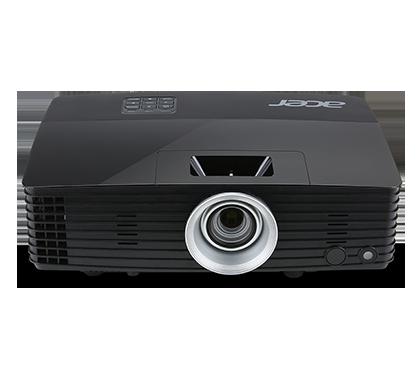 Проектор Acer P1623 DLP 1920x1200 3500 люмен 20000:1 черный MR.JNC11.001 проектор acer x1226h dlp 1024x768 4000 люмен 20000 1 черный mr jpa11 001