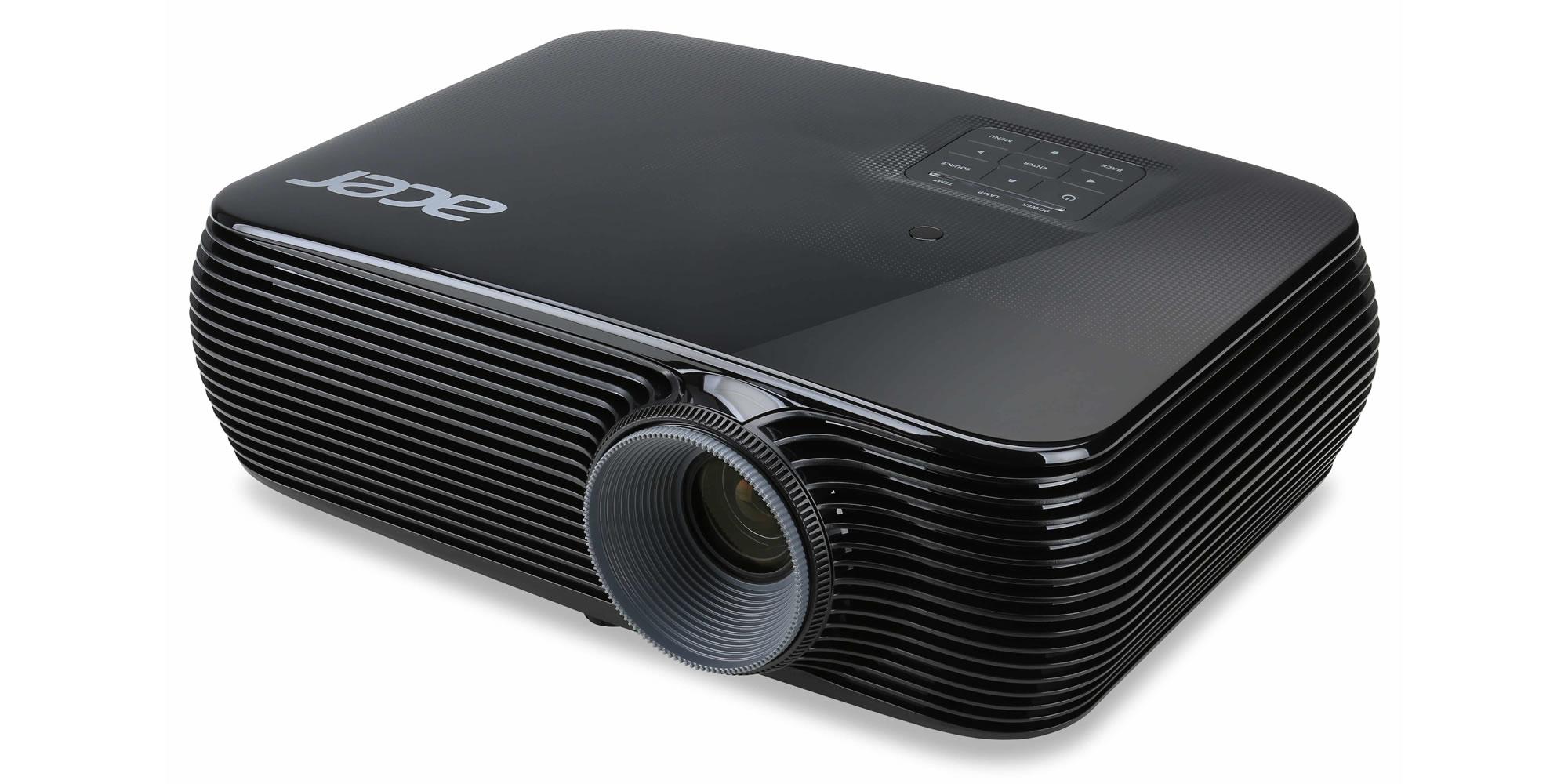Проектор Acer X1126H DLP 800x600 4000 люмен 20000:1 черный MR.JPB11.001 проектор acer x1226h dlp 1024x768 4000 люмен 20000 1 черный mr jpa11 001