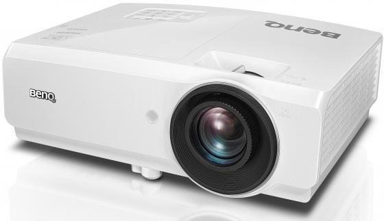 Проектор BenQ SH753 DLP 1920x1080 4300 ANSI Lm 13000:1 HDMI USB 9H.JGJ77.24E проектор hitachi hcp 380wx hdmi rj45 usb