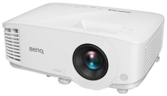 Проектор Benq MW612 DLP 4000Lm (1280x800) 20000:1 ресурс лампы:4000часов 1xUSB typeA 2xHDMI 2.3кг проектор benq mw705 dlp 4000lm