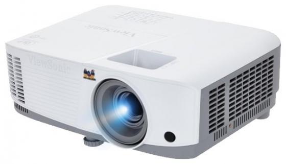 Проектор ViewSonic PA503X 1024x768 3600 люмен 22000:1 белый серый проектор optoma x340 1024x768 3100 люмен 22000 1 черный