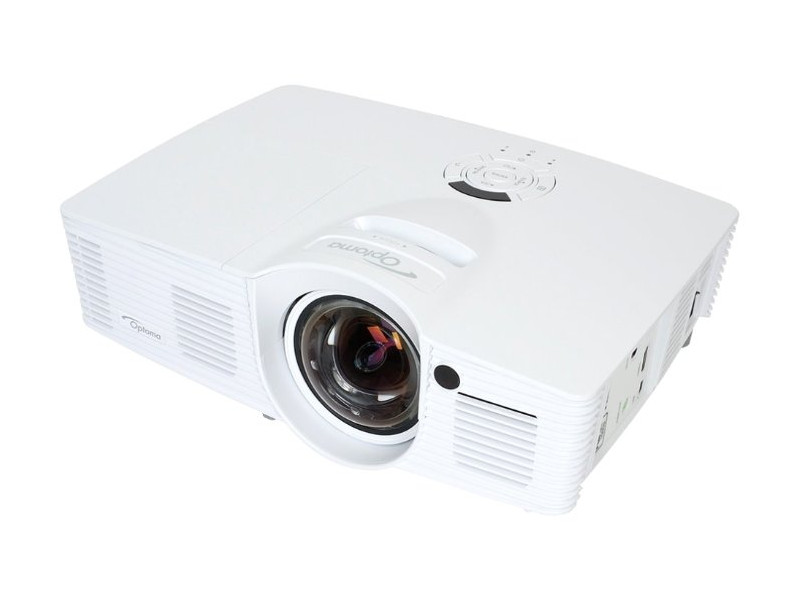 Проектор Optoma GT1070Xe DLP 1920x1080 2600 ANSI Lm 23000:1 HDMI USB 95.82F01GC3E new original dlp projector colour color wheel model for optoma ep781 color wheel