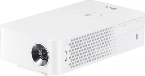 Проектор LG PH30JG DLP 1280x720 250 ANSI Lm 100000:1 HDMI USB Wi-Fi проектор hitachi hcp 380wx hdmi rj45 usb