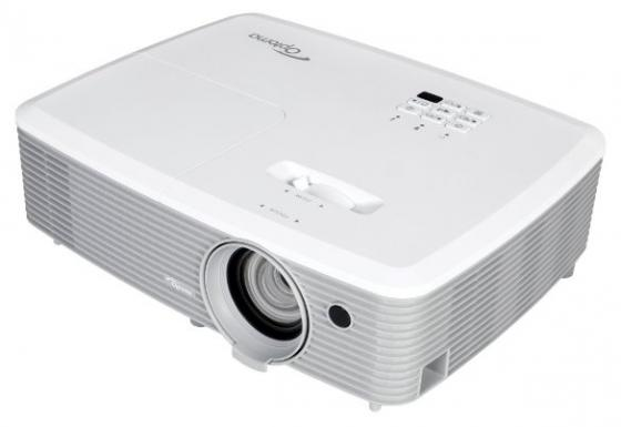 Проектор Optoma X354 DLP 1024x768 3300 ANSI Lm 18000:1 VGA HDMI S-Video USB RS-232 белый 95.74F02GC1