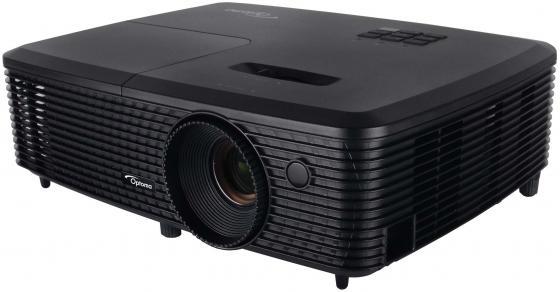 Проектор Optoma X340 1024x768 3100 люмен 22000:1 черный все цены