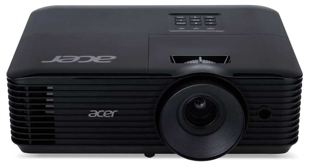 Мультимедийный проектор Acer X128H (MR.JQ811.001) DLP 1024x768 3600ANSI 20000:1 vivitek dx977wt white мультимедийный проектор