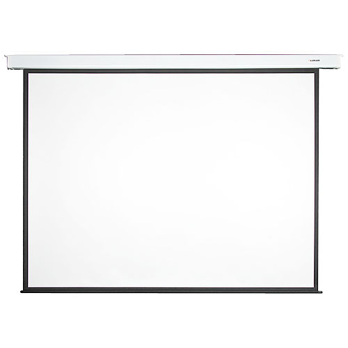 [LMC-100109] Экран с электроприводом Lumien Master Control 183x244 см (116) Matte White FiberGlass черн. кайма по периметру [lmc 100103] экран с электроприводом lumien master control 203x203 см matte white fiberglass черн кайма по периметру