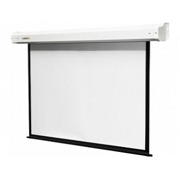 Экран настенный Digis DSEM-1104 с электроприводом (Electra, формат 1:1, 200*200, MW) экран для проектора digis electra 1 1 86 154x154 mw