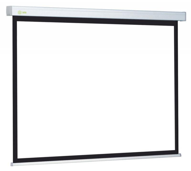 ! Экран настенный Cactus Wallscreen CS-PSW-104X186 104.6x186см 16:9 белый