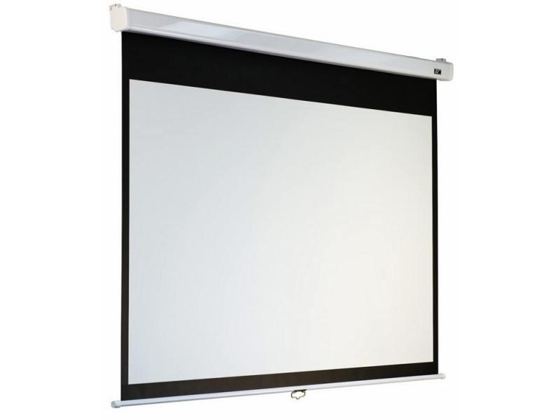 "Экран настенный Elite Screens M99NWS1 99"" 1:1 178x178 ручной MW белый"