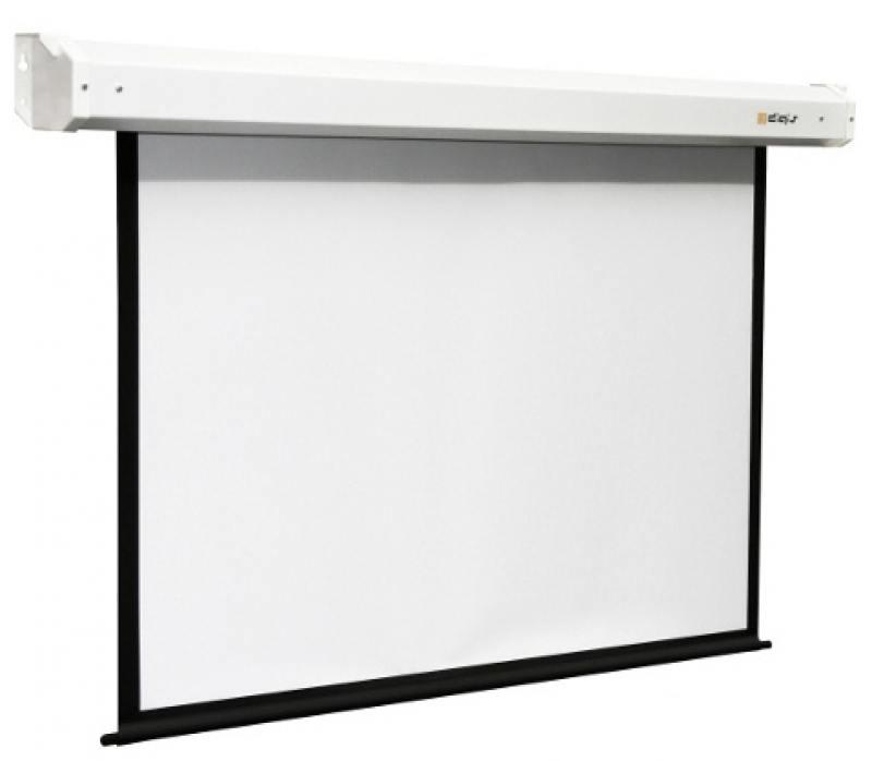 Экран настенный Digis DSEM-1107 280x280 1:1 MW с электроприводом экран с электроприводом champion 244 183 mw
