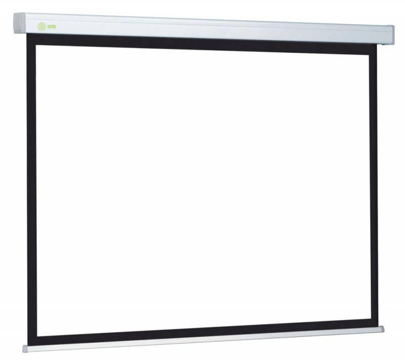 Экран настенный Cactus Wallscreen CS-PSW-180X180 180x180см 1:1 белый