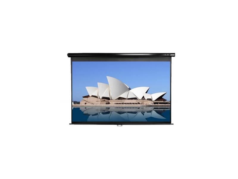 Экран настенный Elite Screens 187х332см M150UWH2 16:9 ручной MW черный