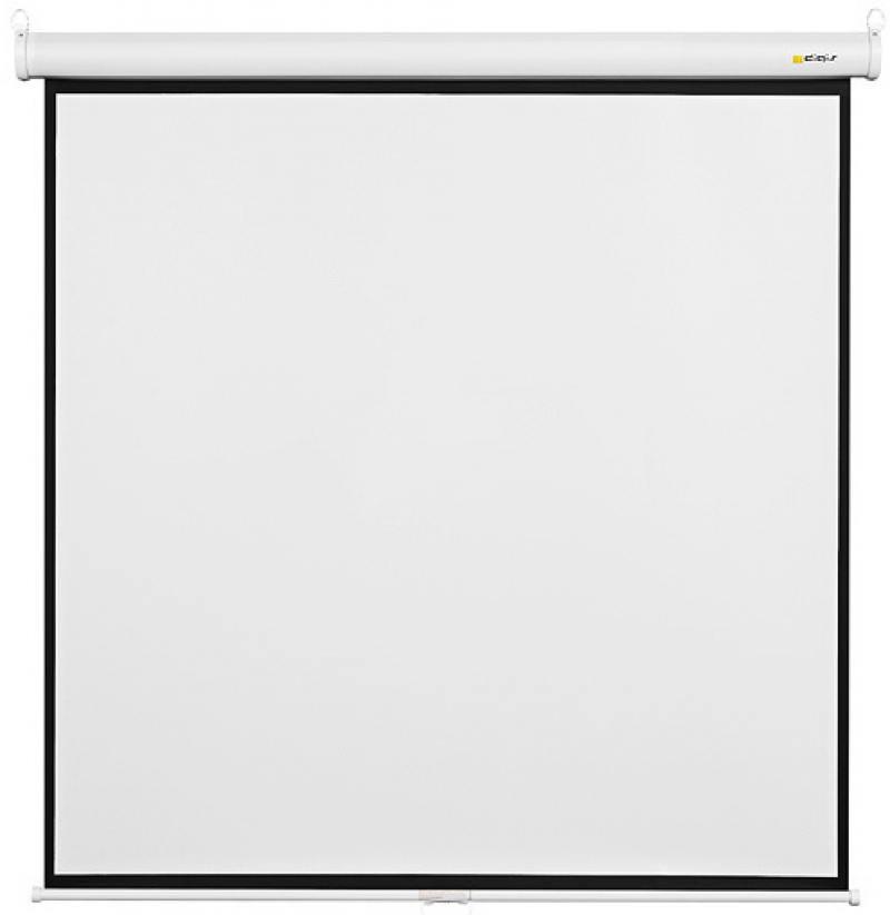 Экран настенный Digis DSOB-1101 130x130 MW экран настенный elite screens 152x152см m85xws1 ручной mw белый