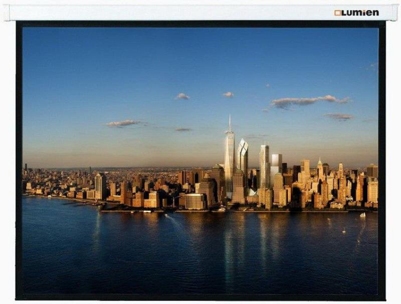 Экран настенный Lumien Master Picture 129х200см Matte White LMP-100132