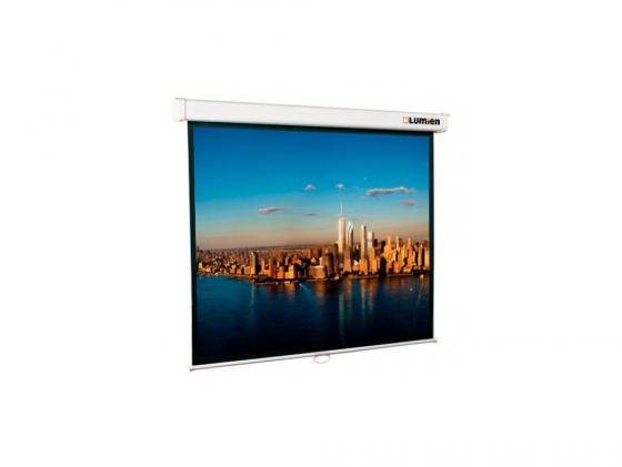 Экран настенный Lumien Master Picture 160х120см Matte White FiberGlass LMP-100130 недорго, оригинальная цена