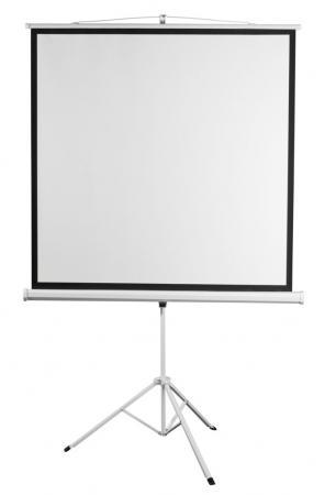 Экран переносной на штативе Digis Kontur-D DSKD-1106 200 x 200 см экран на штативе digis dskc 1103 kontur c 200x200см
