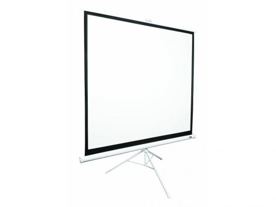 Экран напольный Elite Screens T71UWS1 1:1 127x127cm тринога экран напольный elite screens t113nws1 113 1 1 203x203cm тринога mw белый