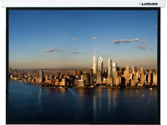 Экран настенный Lumien Master Picture 128х220см Matte White FiberGlass LMP-100115 lumien master picture 213x213 mw fiberglass lmp 100105