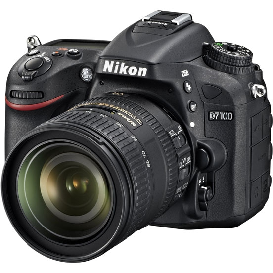 "Фотоаппарат Nikon D7100 KIT (AF-S DX 18-105 VR 24.2Mp, 3.2"" LCD)"