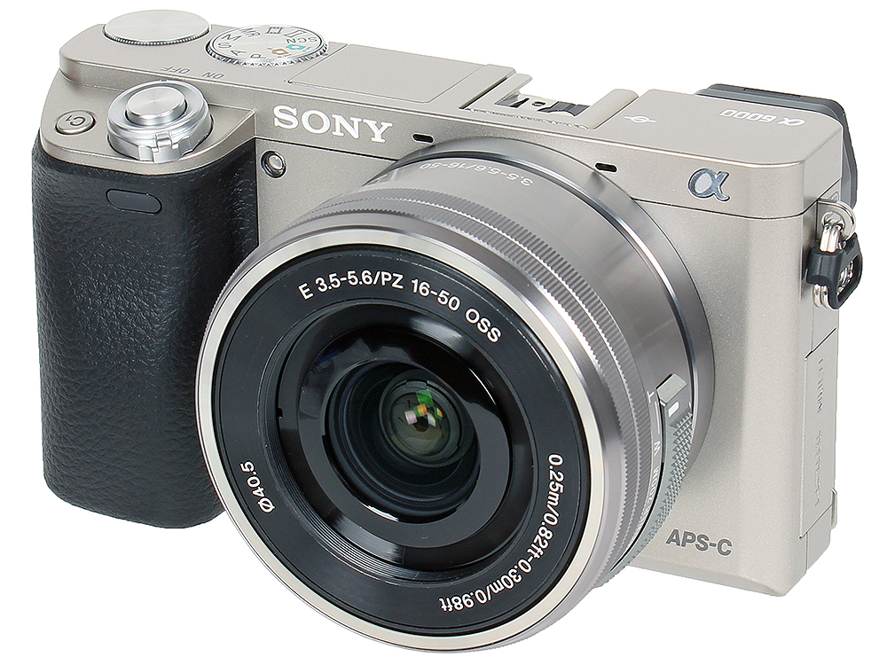 Фотоаппарат SONY ILCE-6000LS фотоаппарат sony cyber shot dsc rx10m2
