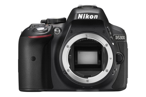 Фотоаппарат Nikon D5300 Black Body (24.2Mp, 3