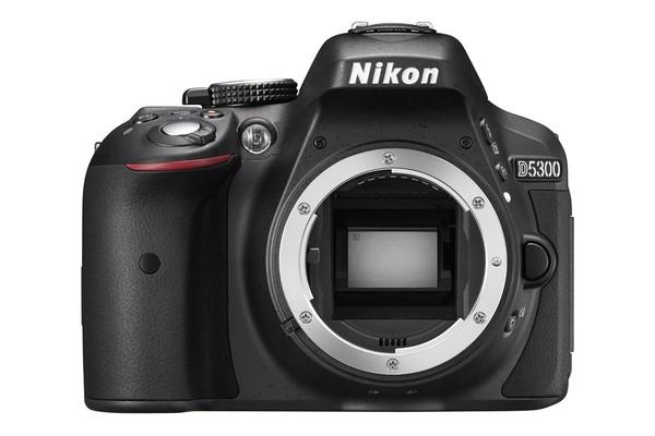 Фотоаппарат Nikon D5300 Black Body (24.2Mp, 3 WiFi, GPS) fandyfire protected 14500 rechargeable 3 7v 400mah li ion batteries white pair