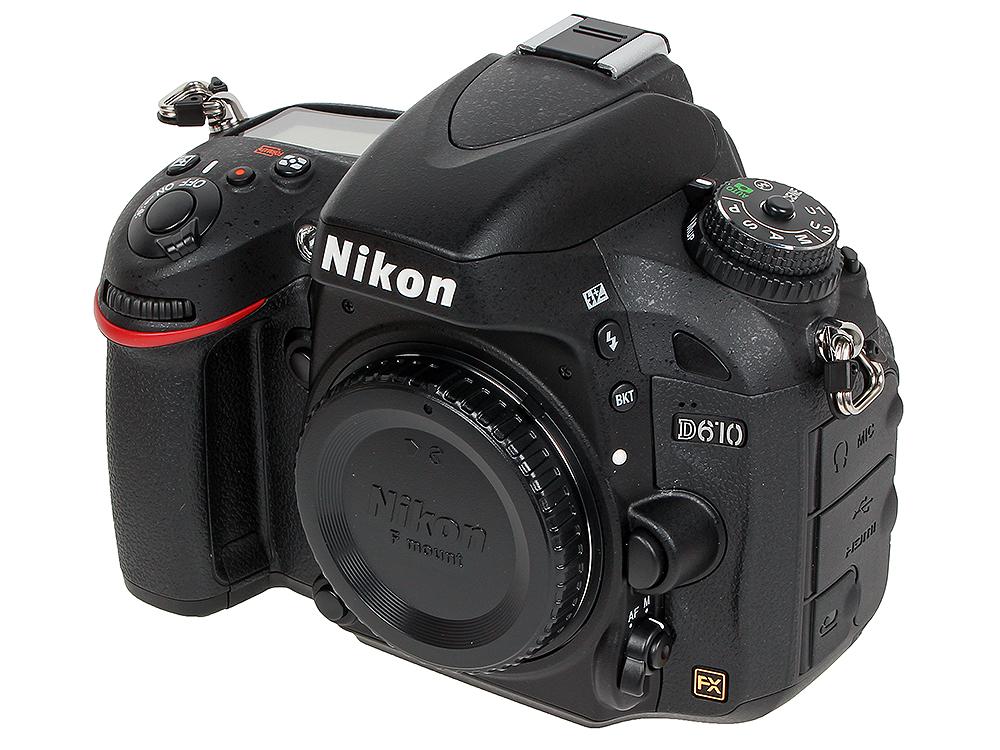 цена на Фотоаппарат Nikon D610 Body